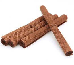 Комплект из 4-х сервировочных ковриков на обеденный стол 45 x 30 см Fissman 0610Кухонные аксессуары<br><br>