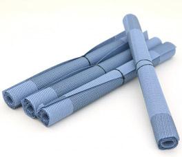 Комплект из 4-х сервировочных ковриков на обеденный стол 45 x 30 см Fissman 0614Кухонные аксессуары<br><br>