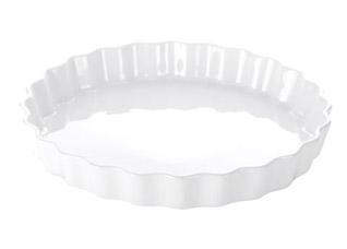 Форма фарфоровая для духовки круглая, с волнистыми краями Gusto, ¤29 см, Tescoma 622060Выпечка<br><br>