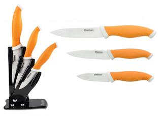 Набор ножей 4 пр. Conte Fissman 2659Ножи и столовые приборы<br><br>