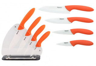 Набор ножей 5 пр. Felice Fissman 2667Ножи и столовые приборы<br><br>