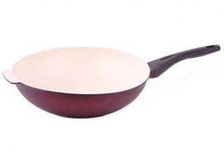 Cковорода - вок Olympic 32 х 9,5 см Fissman 4536Сковороды<br><br>