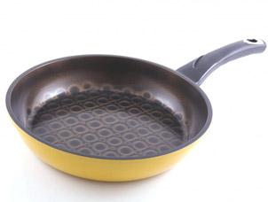 Сковорода для жарки Innovation 26 x 5,4 см с 3D эффектом Fissman 4763Сковороды<br><br>