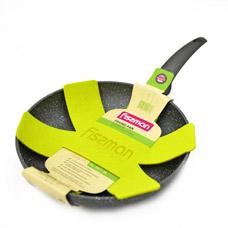 Сковорода для жарки Grey Stone 28 x 5,0 см Fissman 4971Сковороды<br><br>