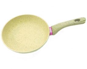 Сковорода для жарки White Stone 20 x 4,5 см Fissman 4981Сковороды<br><br>