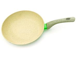 Сковорода для жарки White Stone 26 x 5,4 см Fissman 4983Сковороды<br><br>
