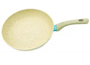 Сковорода для жарки White Stone 28 x 5,7 см Fissman 4984Сковороды<br><br>