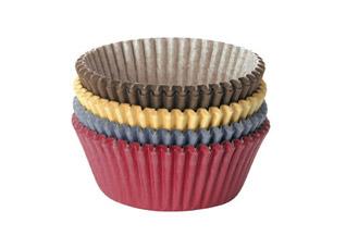 Корзинка кондитерская цветная Delicia, ¤6.0 см, 100 шт., Tescoma 630634Выпечка<br><br>