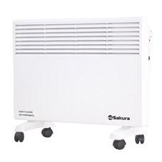 Конвекционный обогреватель Sakura SA-0651W 1800ВтОбогреватели<br><br>