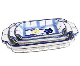 Набор блюд Bekker BK-7308 6прСервировка стола<br><br>