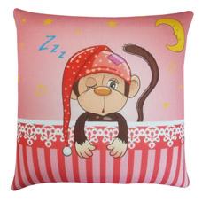 Подушка Сонная обезьянка красная Мнушки АБ000001Выгодно купить<br><br>
