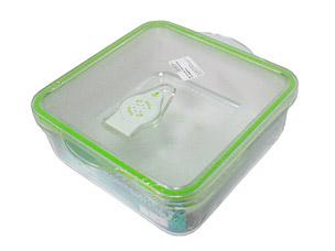Вакуумный контейнер Hotter квадратный 1л арт. 251001Хранение продуктов<br><br>