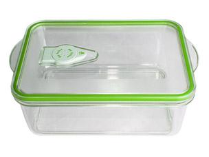 Вакуумный контейнер Hotter прямоугольный 1,5л арт. 253001Хранение продуктов<br><br>