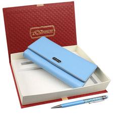 Кошелек, ручка-стилус шариковая Venuse 76016Сувениры<br><br>