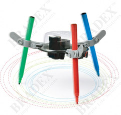 Конструктор-игрушка Робот-художник Bradex DE 0119игрушки<br><br>