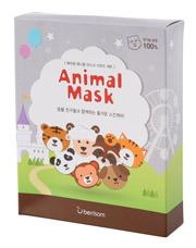 Набор масок Berrisom Animal mask 7 шт 8809211650996Корейская косметика<br><br>