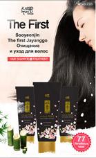 Sooyeonjin The first Jayanggo очищение и уход для волос (шампунь+кондиционер) 200 мл 8803348026655Корейская косметика<br><br>