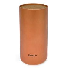 Универсальная подставка для кухонных ножей и ножниц 11 x 22 см Fissman 2990Ножи и столовые приборы<br><br>