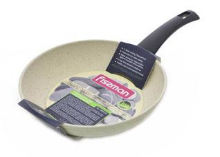 Сковорода для жарки Bianca 24 x 5 см Fissman 4452Сковороды<br><br>