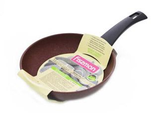 Сковорода для жарки Maracana 20 x 4,5 см Fissman 4455Сковороды<br><br>
