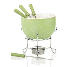 Набор для приготовления шоколадного фондю Mini Green 6 пр Fissman 6307Кухонные аксессуары<br><br>