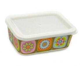 Контейнер для хранения продуктов 16 х 12 х 6 см/ 700 мл Fissman 8826Кухонные аксессуары<br><br>
