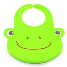 Детский нагрудник Лягушка Fissman 9531Кухонные аксессуары<br><br>