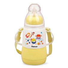 Бутылочка для кормления 150 мл желтая Fissman 7953Детская посуда<br><br>