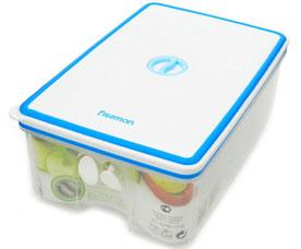Прямоугольный контейнер для хранения продуктов 24.3 х 16.4 x 9.3 см / 2700 мл Fissman 6799Кухонные аксессуары<br><br>