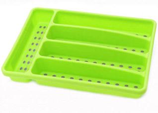 Лоток для столовых приборов 32 х 22.5 х 4.5 см Fissman 8860Кухонные аксессуары<br><br>