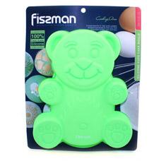 Форма для выпечки Медвежонок 22 х 19 х 3 см Fissman 6737Выпечка<br><br>
