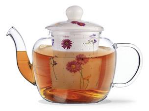 Заварочный чайник Casablanca 1000 мл Fissman 9273Чайники и термосы<br><br>