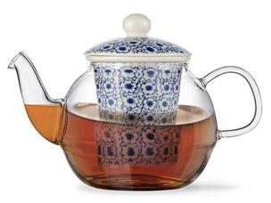 Заварочный чайник Casablanca 1000 мл Fissman 9277Чайники и термосы<br><br>