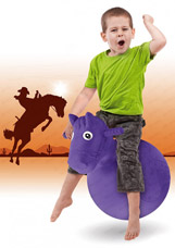 Игрушка детская-попрыгунчик Весёлая лошадка Bradex DE 0111спорт<br><br>