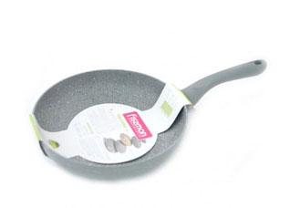 Сковорода для жарки Vulcano 24 x 5,0 см Fissman 4941Сковороды<br><br>