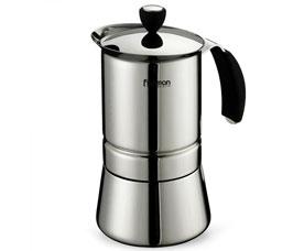 Гейзерная кофеварка на 9 чашек / 560 мл Fissman 9411Чайники и термосы<br><br>
