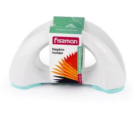 Подставка для бумажных салфеток 16 х 8 см Fissman 8832Кухонные аксессуары<br><br>