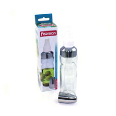 Бутылочка для масла или уксуса 150 мл. Fissman 7616Кухонные аксессуары<br><br>