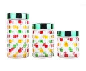 Набор банок для хранения Zeidan Z-1188 3прХранение продуктов<br><br>