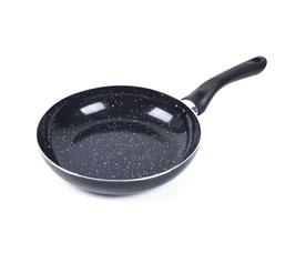 Сковорода алюминиевая с мраморным покрытием Endever Stone-241Сковороды антипригарные<br><br>