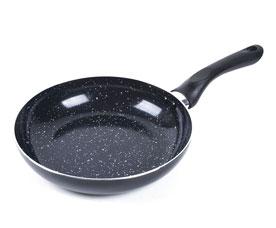 Сковорода алюминиевая с мраморным покрытием Endever Stone-281Сковороды антипригарные<br><br>