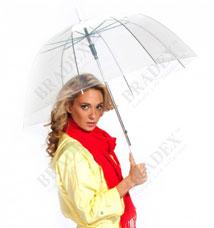 Зонт-трость Прозрачный купол Bradex SU 0009Зонты<br><br>
