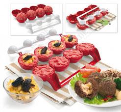 Форма для приготовления Аппетитная тефтелька Bradex TK 0144TV товары для кухни<br><br>