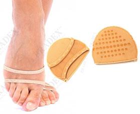 Носочки мини с антискользящими подушечками Самуи Bradex KZ 0290Комфорт для ног<br><br>