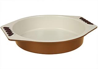 Форма для запекания 22см с керамическим покрытием PomidOro Q2214 MilanoТовары для выпечки<br><br>