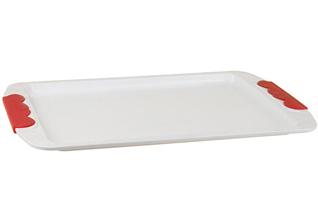 Поднос для запекания 33см прямоугольный с керамическим покрытием PomidOro Q3309 RomaТовары для выпечки<br><br>