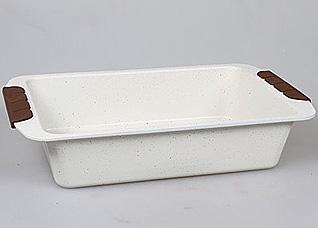Форма для запекания 33см прямоугольная с керамическим покрытием PomidOro Q3310 PuntoТовары для выпечки<br><br>