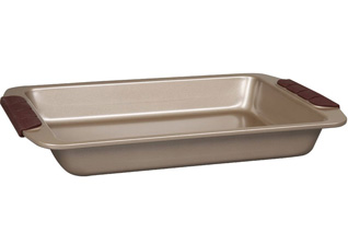 Форма для запекания 33 см с антипригарным покрытием PomidOro Q3312 SpumanteТовары для выпечки<br><br>
