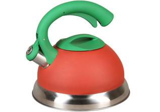 Чайник со свистком 3л PomidOro R3012 NapoliЧайники<br><br>