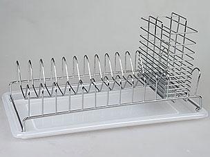 Сушилка для посуды Rosenberg 6827 41.5 х 23.5 х 21 смРазное<br><br>